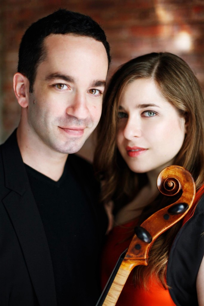 Courtesy of Jamie Jung Pianist Inon Barnatan and cellist Alisa Weilerstein performed a duet concert this past Friday at the Schwartz Center, the final concert of 2013-2014 Flora Glenn Candler Concert Series.