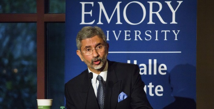 Indian Ambassador to the United States Subrahmanyam Jaishankar discussed India-U.S. relations following Indian Prime Minister Narendra Modi's Washington visit, in a lecture titled