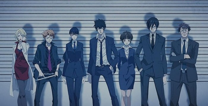 Courtesy of Fuji Television Network The second season of Fuji Television Network's crime-drama anime