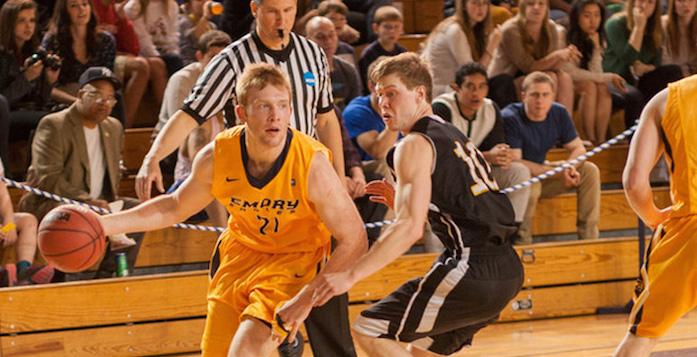 Photo Courtesy of Emory Athletics.